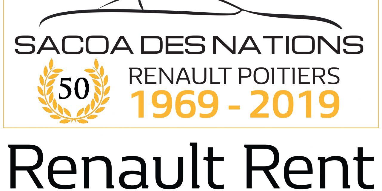 Le partenariat Renault Rent s'agrandit!