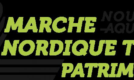 Marche Nordique Tour Patrimoine: le coup d'envoi est donné!