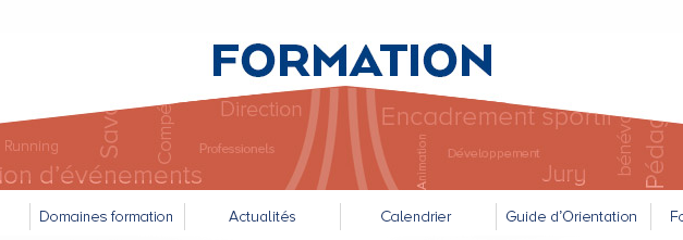 Formations: ouverture des modules de running!