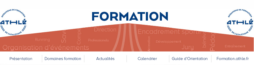 FORMATIONS: a vos agendas!