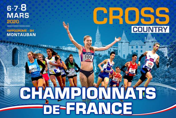 Sélection Coupe de France de cross Minimes