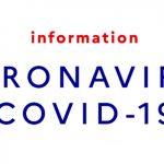 Covid-19: Attention à votre pratique!
