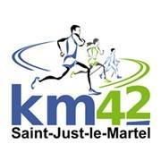 En soutien au club du KM 42 Saint Just Le Martel