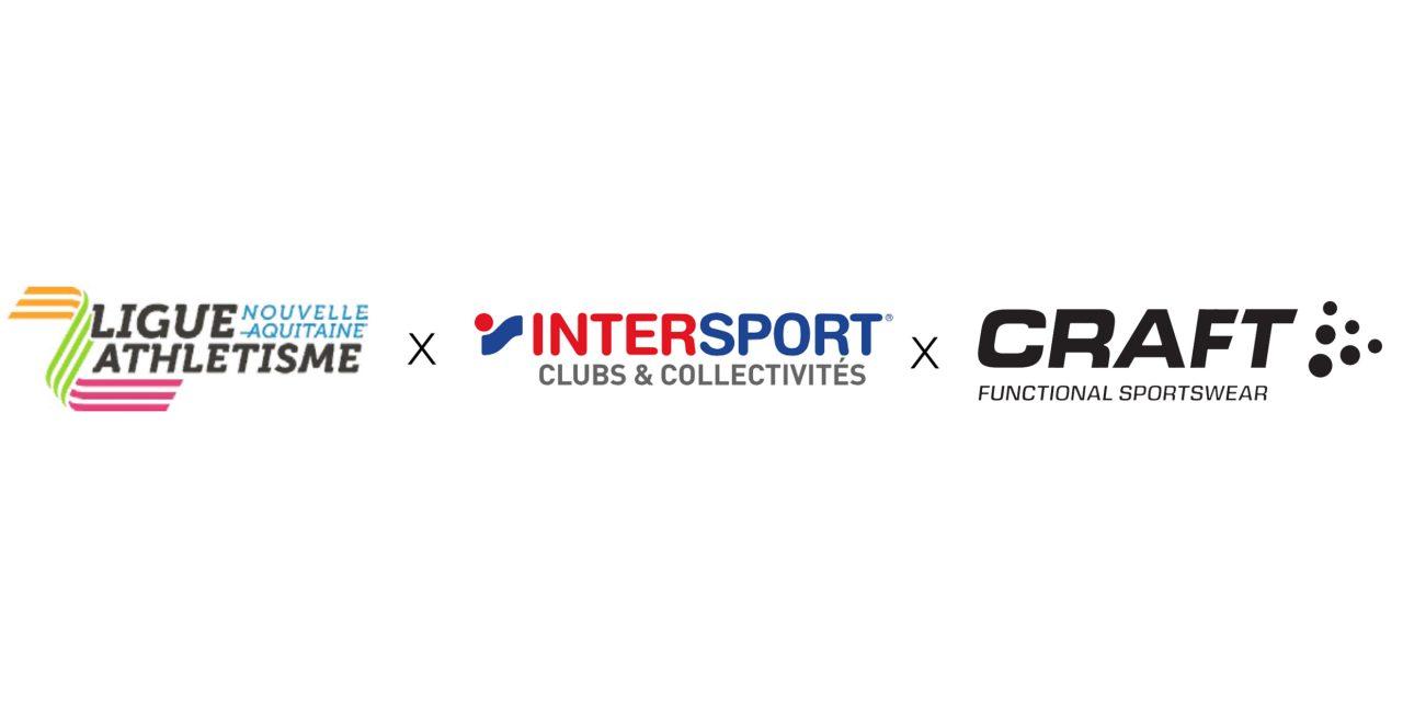 Nos partenaires Intersport et Craft créent une offre pour nos clubs!