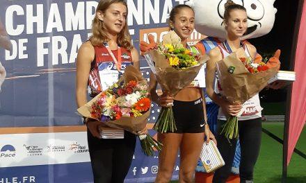 des Championnats de France de 10 000m en or!
