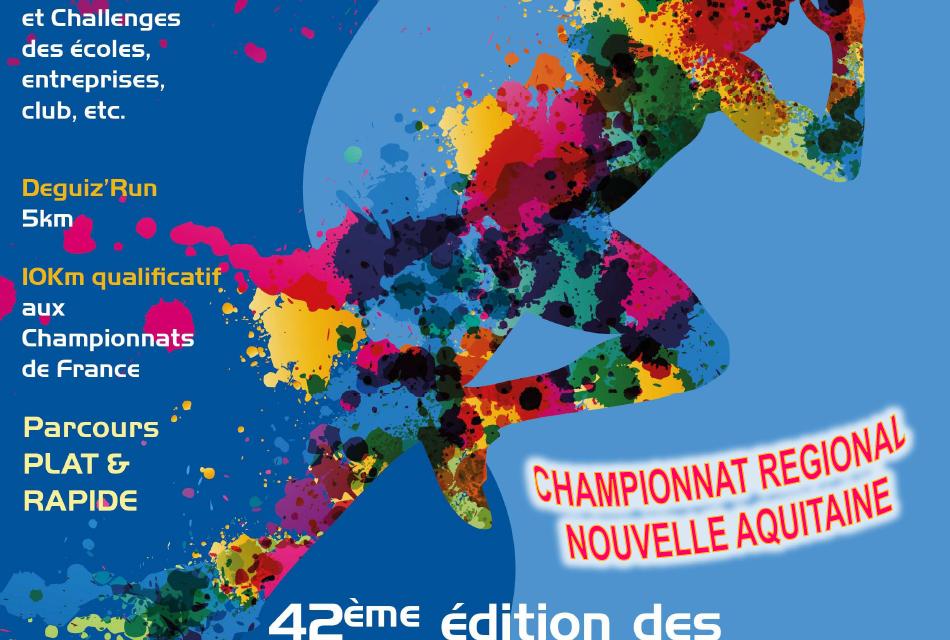 Foulées Tullistes: support des championnats LANA 10km