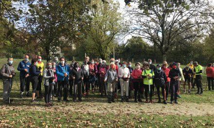 Maif Marche Nordique Tour Patrimoine: Première étape en charente!