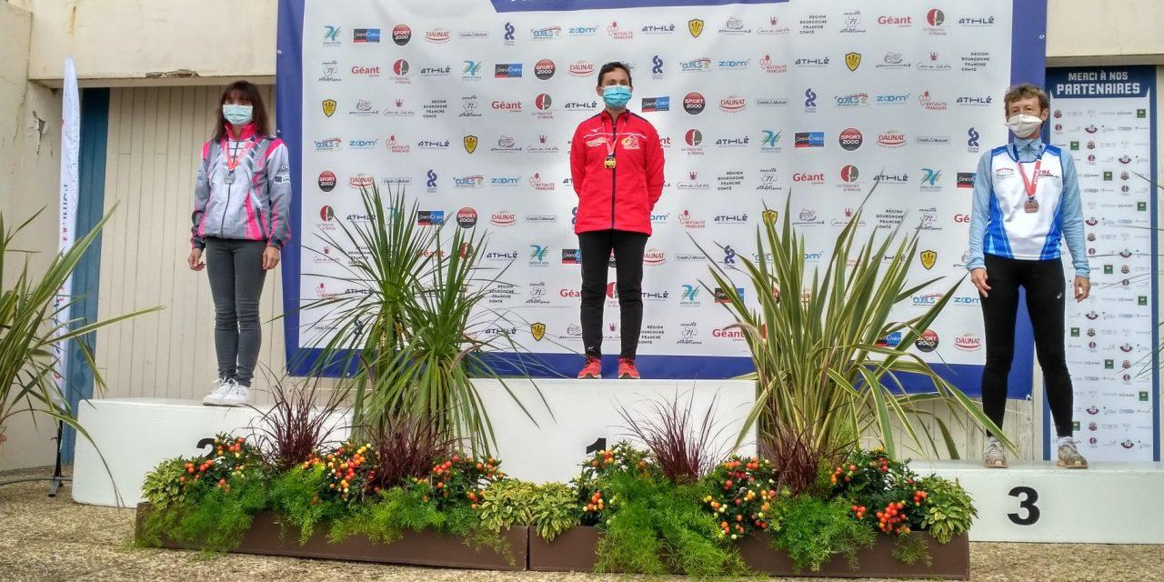 Championnats de France Masters: 64 médailles dont 31 en or!