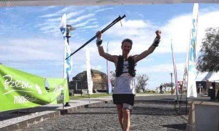 Sebastien Doumenc en or aux Europe Masters de course en montagne!