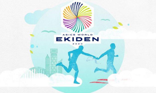 ASICS World Ekiden 2020: des teams parmi les meilleures au monde!