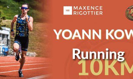 Préparez votre 10km ou votre marathon avec Yoann Kowal!