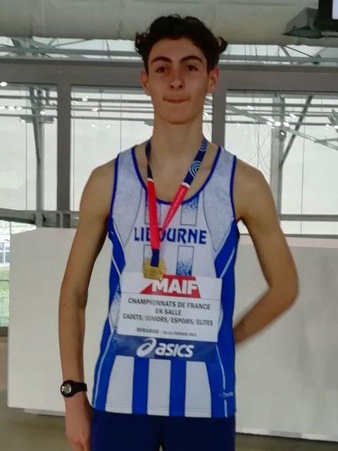 37 médailles aux championnats de France ce weekend!