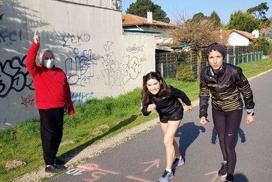 initiatives de nos clubs : le 5km «no limit»