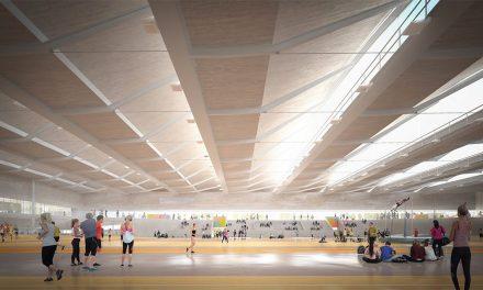 Une salle d'athlétisme à Limoges en 2022 !
